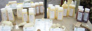 Nature & Savons sur les marchés du cantal